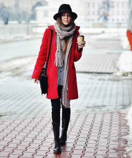 Consejos de belleza: eyeliner, Givenchy y ¡mucho frío!