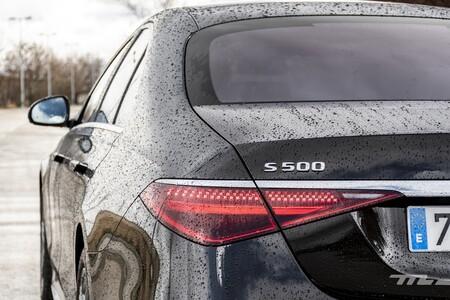 Mercedes Benz S 500 4matic 2021 Prueba 050