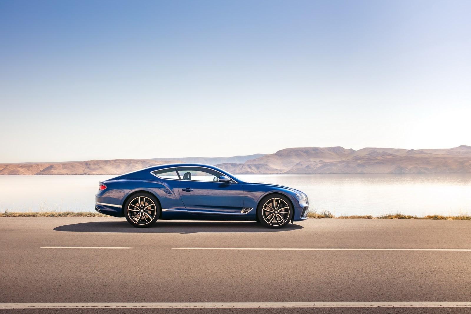 Foto de Bentley Contienetal GT 2018 (28/30)