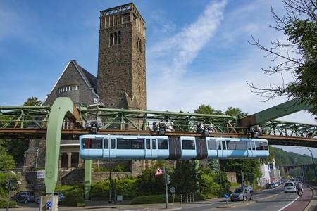 Schwebebahn De Wuppertal