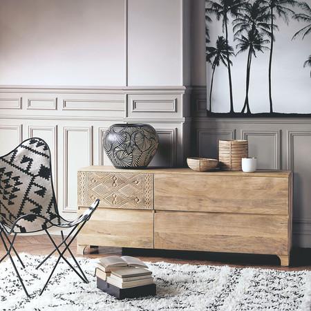 Once interesantes muebles que ya puedes disfrutar con grandes descuentos en Maisons Du Monde