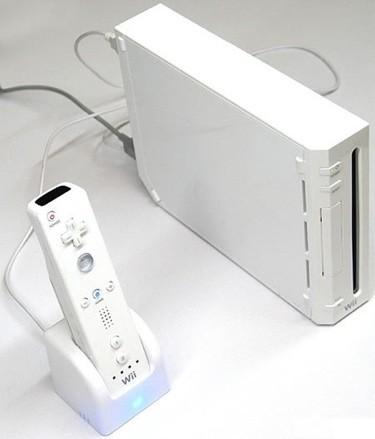 Cargador para el Wiimote por USB