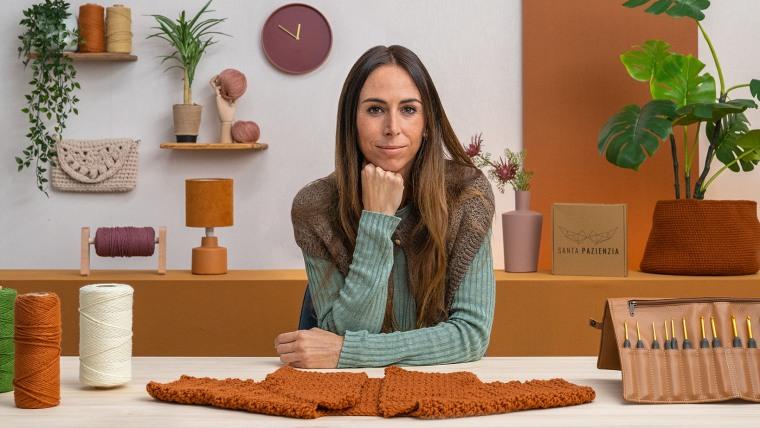 Top-down: prendas a crochet de una sola pieza