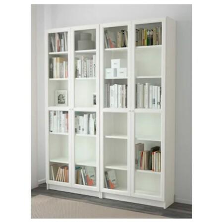 Librería Ikea con descuento