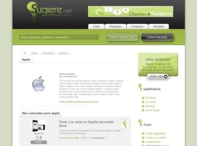 Sugiere.net, red social de sugerencias, es relanzado oficialmente