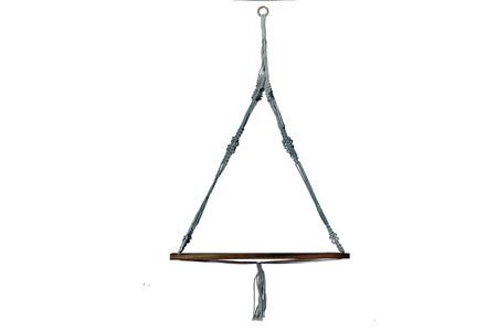Muymucho Deco Estanteria De Madera Con Cuerda 50x17cm 9 99eur Ahmhr89019