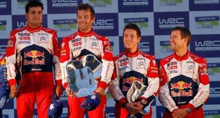 Sébastien Ogier quiere ganar a Loeb en pista
