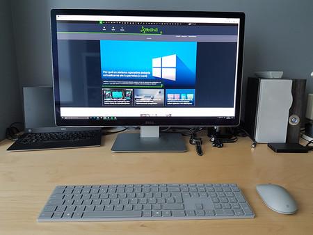 Microsoft Surface Keyboard y Surface Mouse, análisis: menos no siempre es más