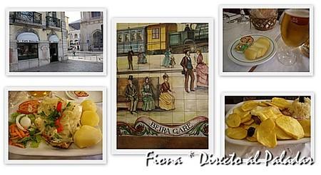 Comida rápida en Beira-Gare