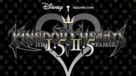 Así luce Kingdom Hearts HD 1.5 + 2.5 Remix en PS4