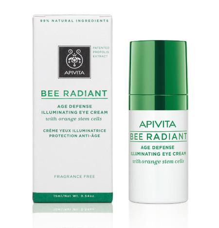 Bee Radiant Apivita Contorno Ojos