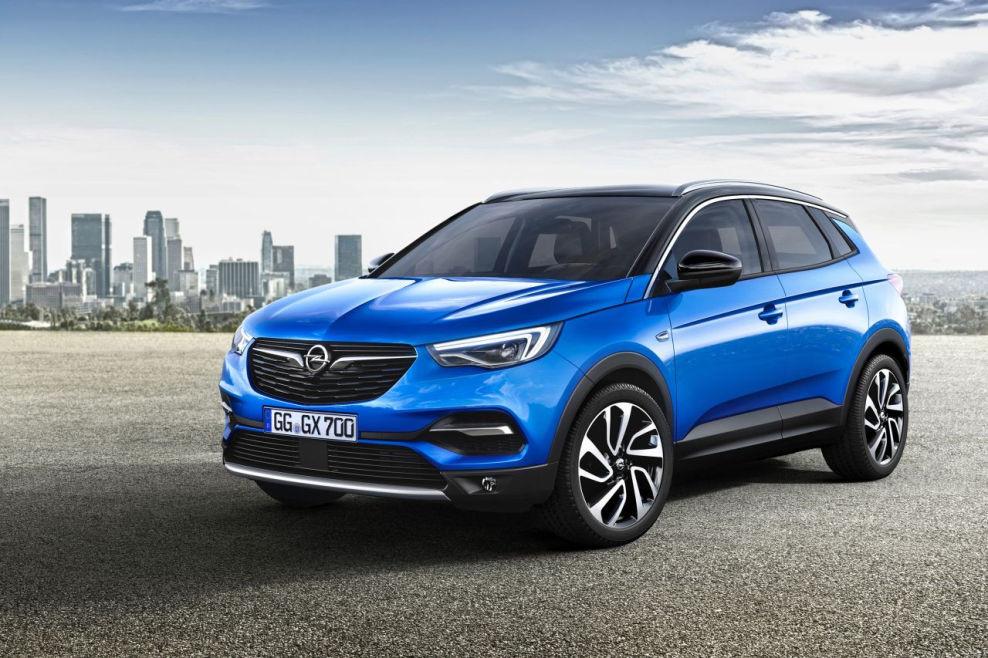 Foto de Opel Grandland X (1/10)