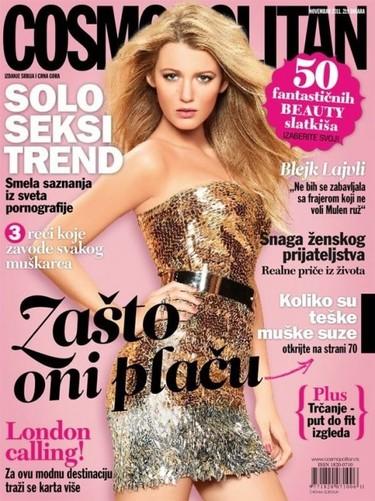 La crisis de Cosmopolitan: una imagen de 2009 para este noviembre 2011