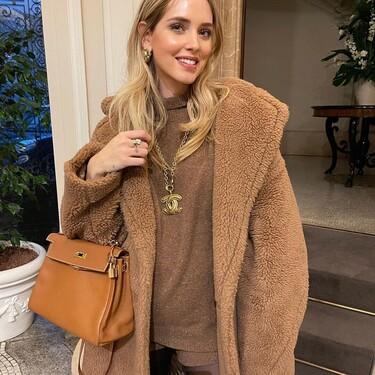 Clonados y pillados: el famoso abrigo Teddy Bear Icon de Max Mara está en Primark (por muchísimo menos)