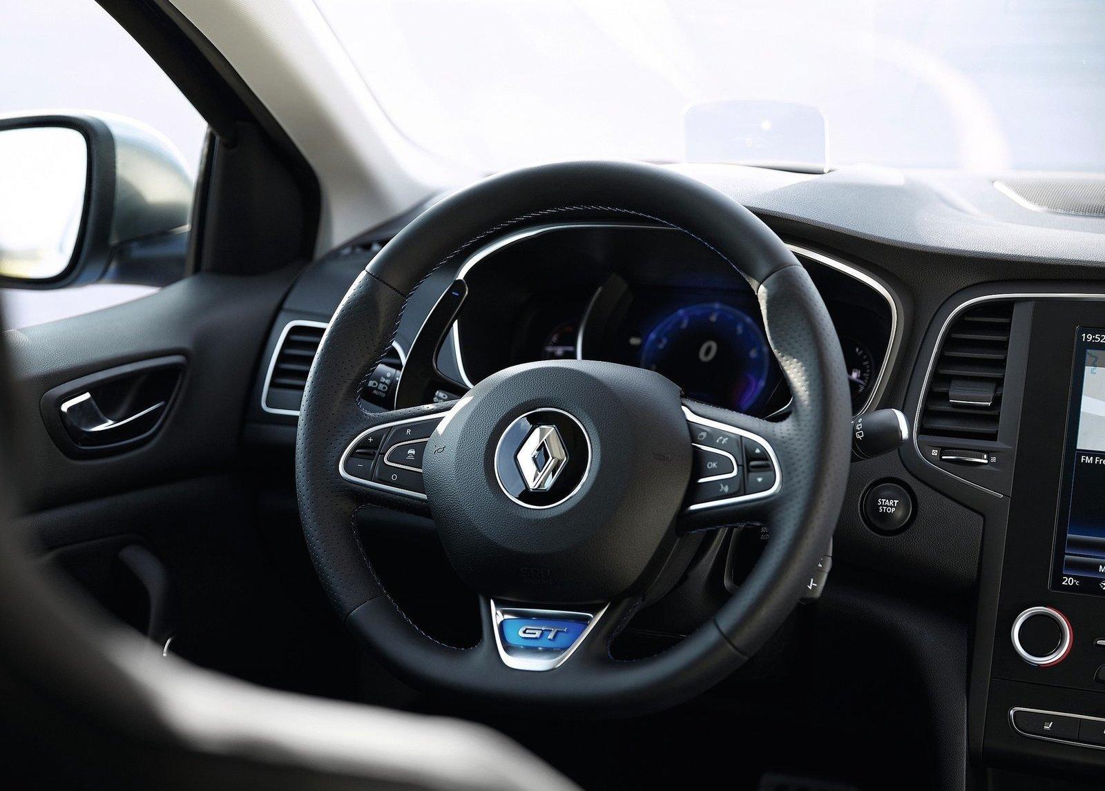 Foto de Renault Mégane 2016 (27/52)