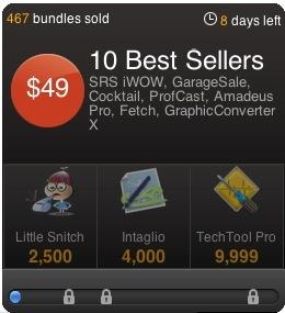 Buena oferta de software en MacUpdate
