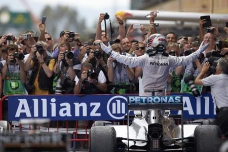 Mi Gran Premio de España 2014: Lewis Hamilton sigue a nivel de campeón