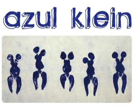 Diccionario de la moda: con K de (azul) Klein