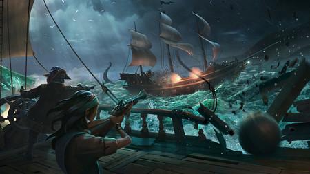 Sea of Thieves: la beta cerrada se amplía dos días más
