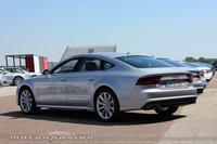 Audi A7 Sportback, toma de contacto