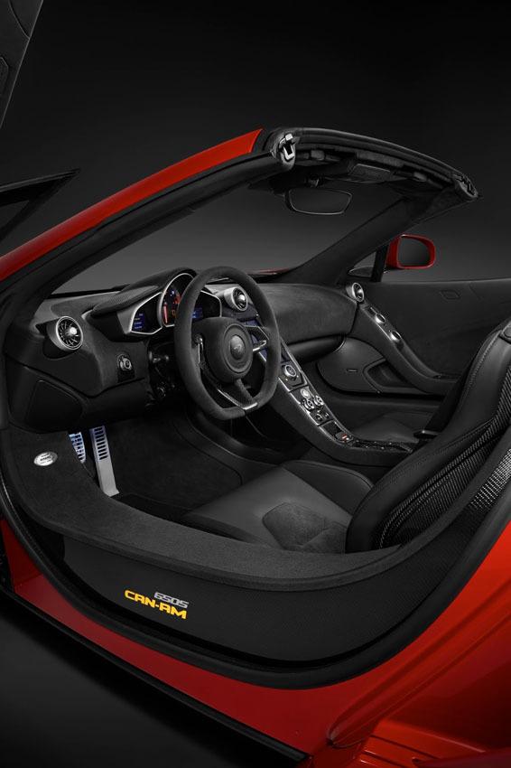 Foto de McLaren 650S Spider Can-Am (12/14)