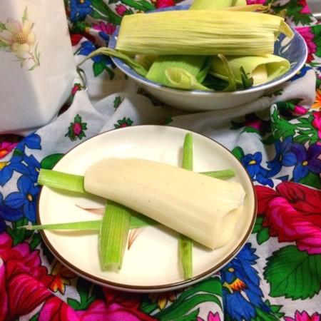 Tamales Colados