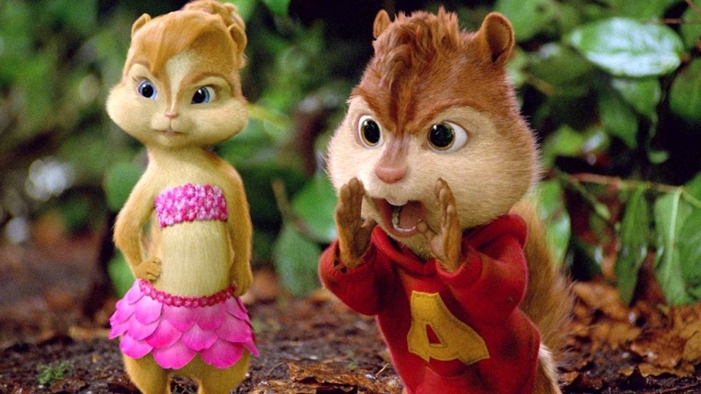 Taquilla espa ola alvin y las ardillas destronan a tarantino for Alvin y las ardillas