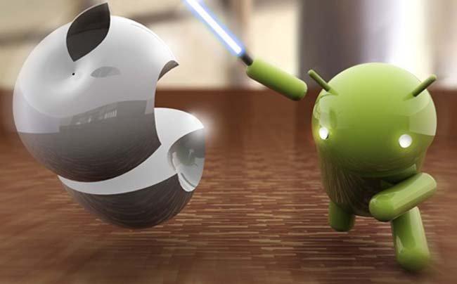 Novedades primero en Android
