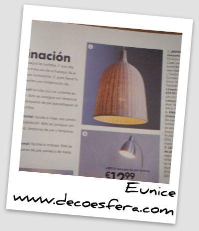 Catálogo de Ikea 2008: Lo mejor de Ikea en iluminación y decoración