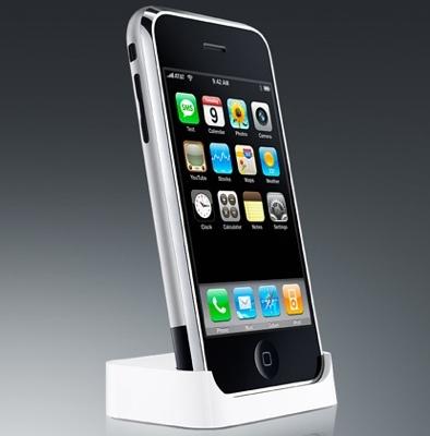 Dock para el iPhone