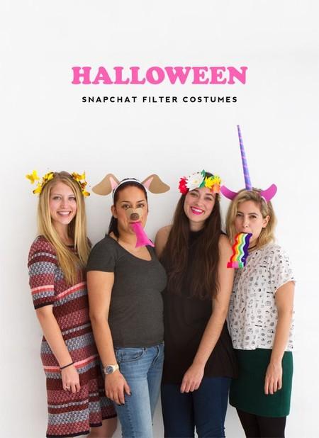 Halloween Amigas 5