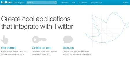 Twitter consigue más de un millón de aplicaciones registradas y renueva su sección para desarrolladores