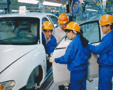 Fábrica Buick en China