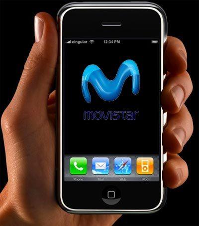 El iPhone llega a España