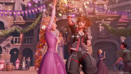 Localización de los Portafortunas en Kingdom Hearts 3