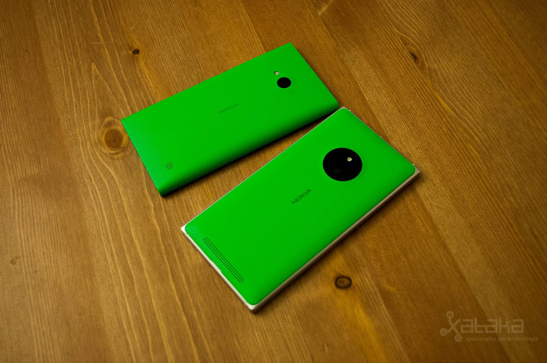 Foto de Nokia Lumia 735 y Lumia 830, análisis (6/28)