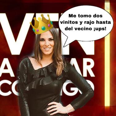 Irene Rosales se lleva la perra gorda: gana 'Ven a Cenar conmigo Famosetes Edition' y confiesa sus tormentosos inicios con Kiko Rivera