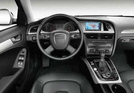 Nuevo Audi A4 2008