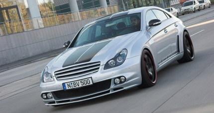 Mercedes CLS 350 por ART Tuning: ART GTR 374