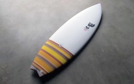 ¿Qué pasa cuando un ingeniero aeronáutico crea una tabla de surf?