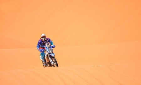 Nacho Sanchis Rally Merzouga Lunes