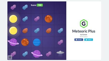 Meteoric Plus