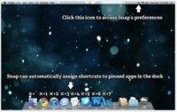 Snap, salta entre las aplicaciones de tu Dock