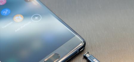 El futuro Samsung Galaxy Note podría usar el S Pen como altavoz, no haría falta eliminar el jack de 3,5 mm