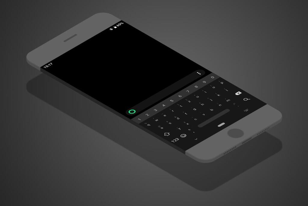 Sentien Launcher es un lanzador minimalista que busca evitar que te distraigas con el móvil