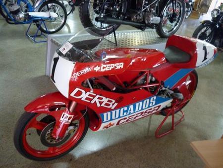 Derbi 80 cc de Jorge Martínez