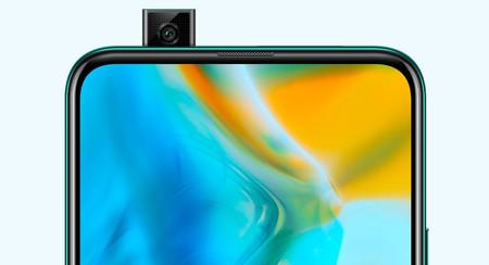 Huawei Y9 Prime 2019: también con cámara frontal retráctil, pero ahora con tres lentes detrás