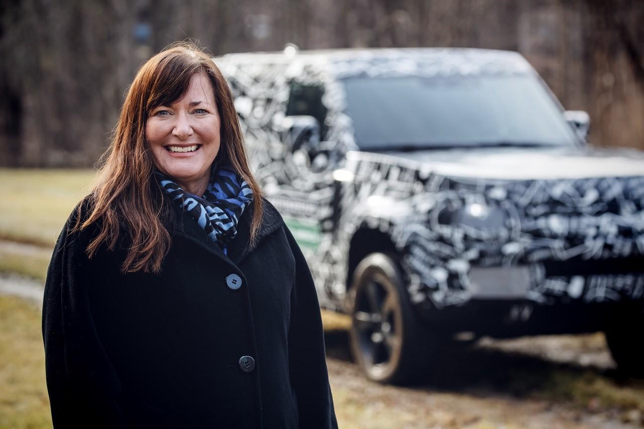 Foto de Land Rover Defender 2020 primeras fotos oficiales (24/24)