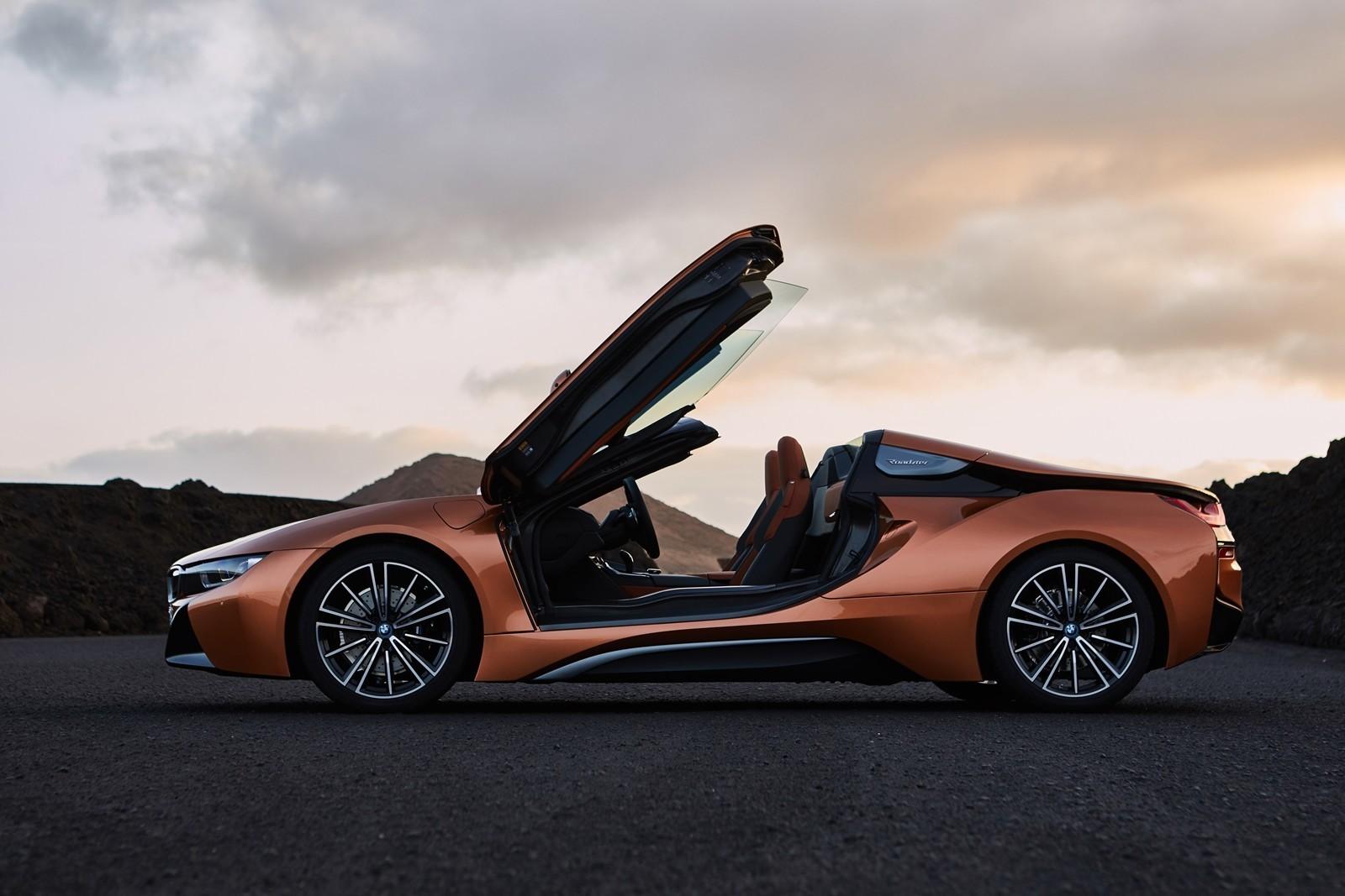 Foto de BMW i8 Roadster (3/22)