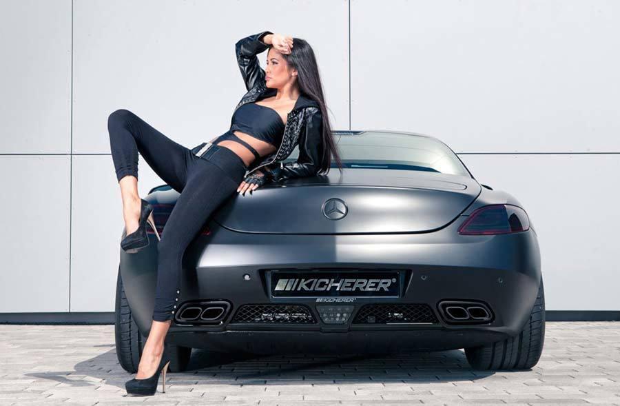 Foto de Kicherer Mercedes-Benz SLS AMG 63 Supersport GT (8/12)
